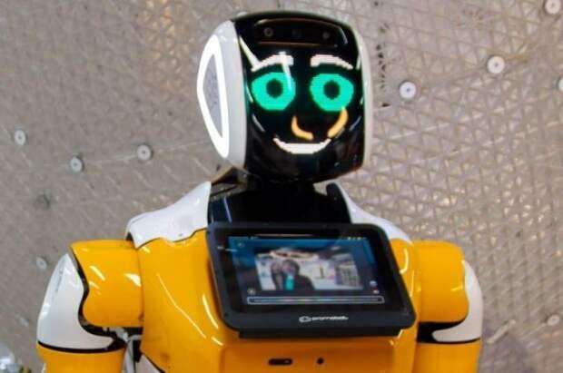 В российской гимназии появился первый робот-учитель
