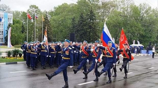 В Новороссийске Парад Победы проведут без зрителей