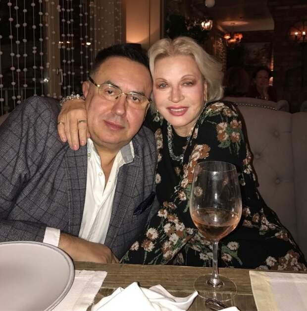 Стало известно о свадьбе Садальского с Людмилой Максаковой