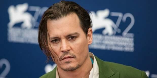 Джонни Депп получит премию на кинофестивале