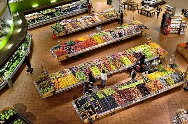 Охранник в супермаркете на Полярной приставал к покупательницам