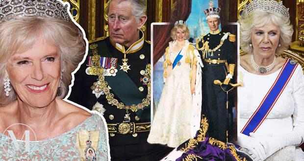 Какой титул получит Камилла Паркер-Боулз, когда принц Чарльз станет королем
