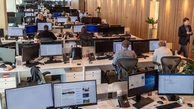 Россия обеспечит коллективный иммунитет в офисах