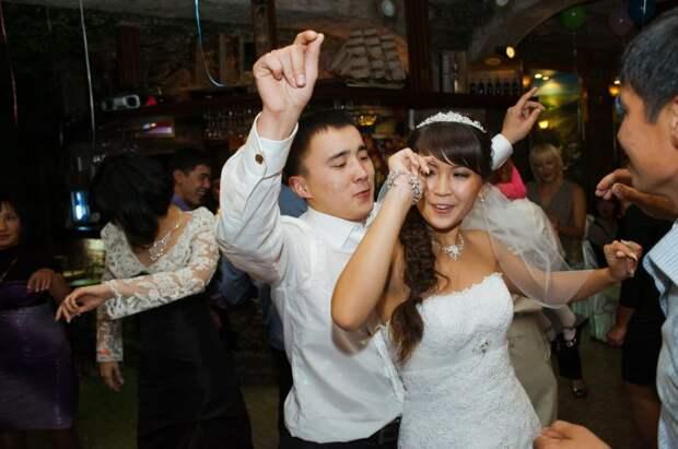 Случай на свадьбе. Обхохочешься!