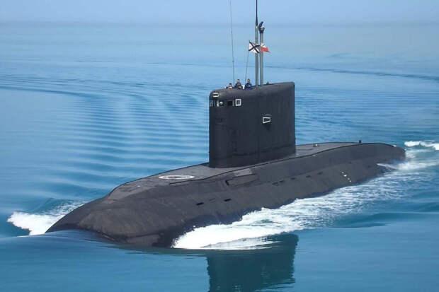 Вы не  поверите...Подводные лодки в Азовском море