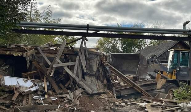 ВТюмени снесли 80 аварийных домов сначала 2021 года