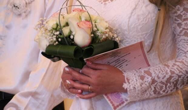ВНижнем Тагиле в2020 году уменьшилось число заключенных браков