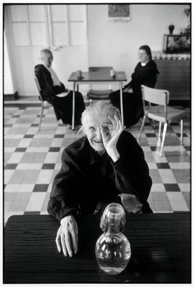 Мартина Франк – выдающаяся женщина-фотограф
