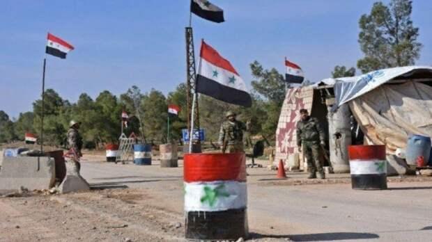 Avia.pro: сирийские военные открыли огонь по военной колонне США