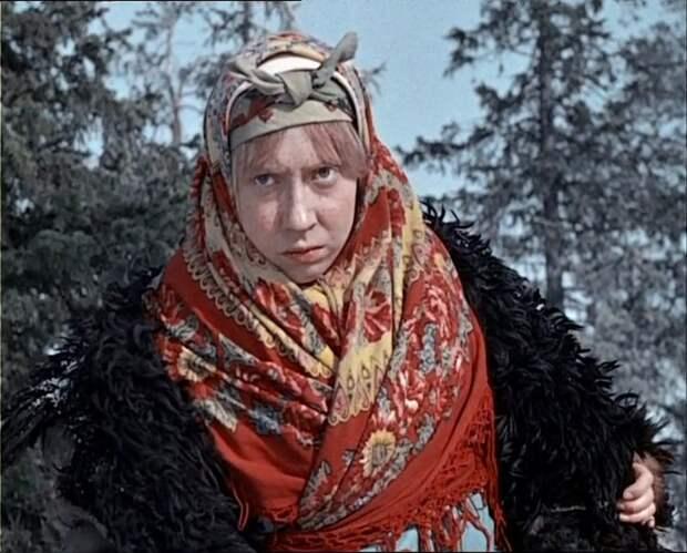 Морозко. Тепло ли тебе, девица?