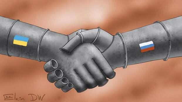 Украина-2021: запоздалое газовое попрошайничество