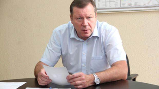Стало известно опродлении ареста экс-главе администрации Новочеркасска Зюзину