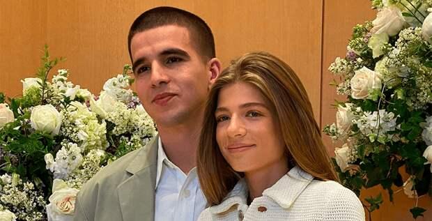 Саша Новикова вышла замуж за Федука