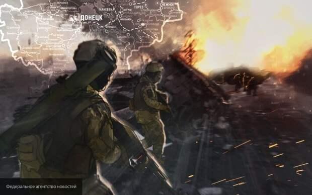 «Все идет к эскалации»: США снабдили ВСУ оружием для наступления Украины на Донбасс