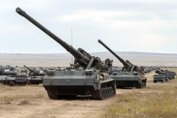 На Северном Кавказе в ходе проверки развернули атомные минометы