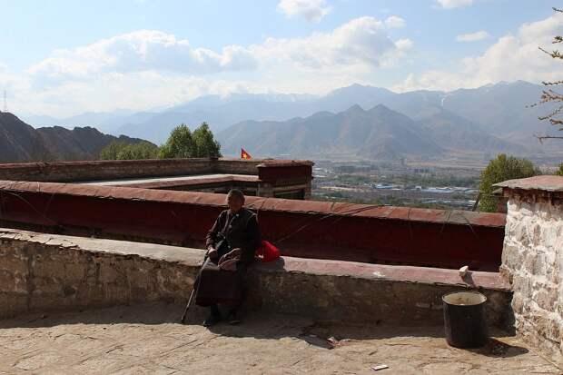 Тибет. Зарисовки