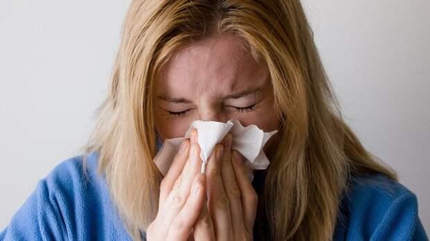 Российские медики назвали наиболее уязвимую перед аллергией группу людей