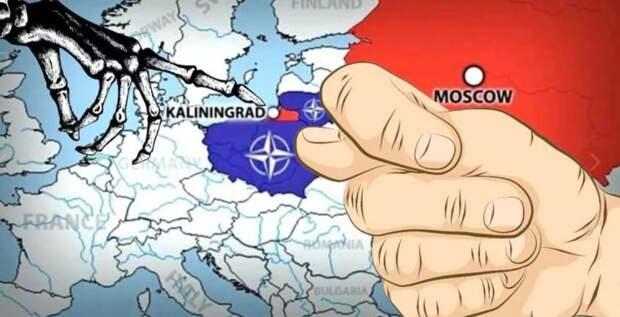 НАТО готовит атаку на Калининград
