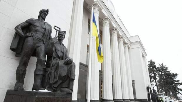 Депутаты Верховной рады девятого созыва принесли присягу