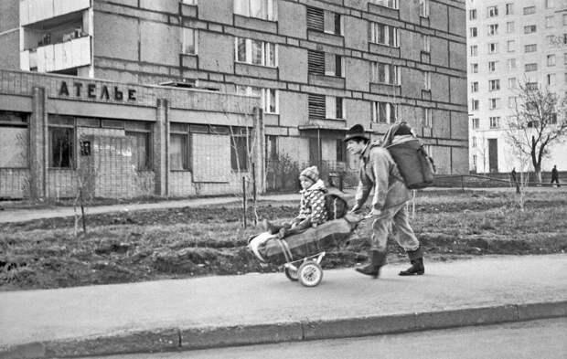 Как ходили в походы во времена Советского Союза