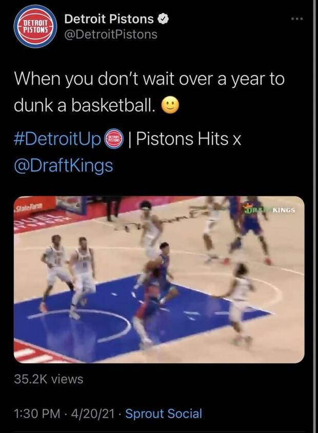 «Пистонс» посмеялись над Блэйком Гриффином в твиттере