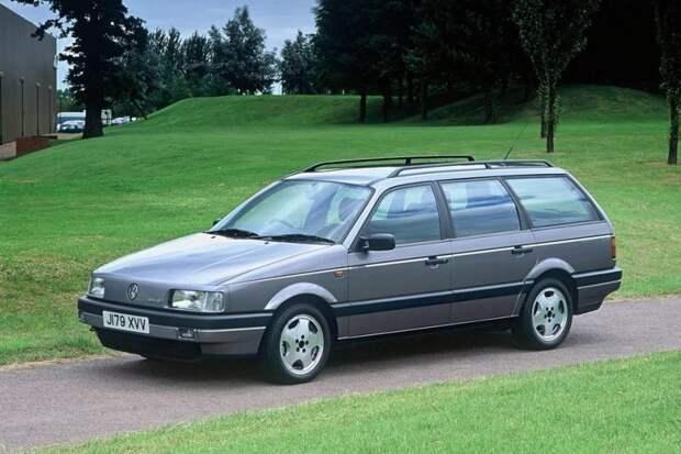 Volkswagen Passat B3 90-е, авто, автомобили, бу автомобили, лихие 90-е, перегонщик, покупка авто, факты