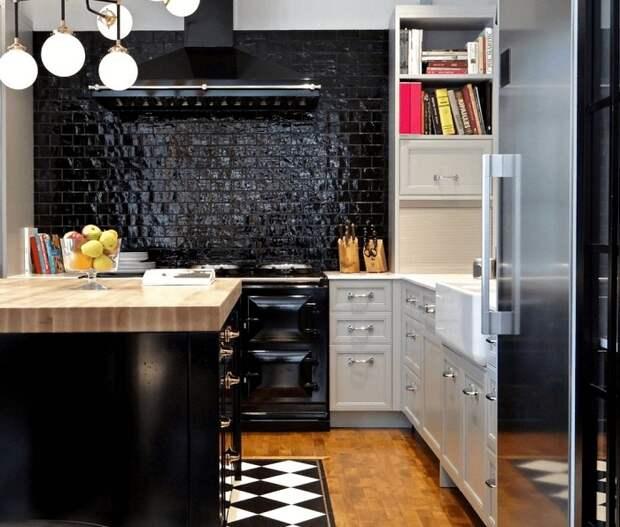 Кухня в средиземноморском стиле, станет просто отличным решением при оформлении такого типа помещения.