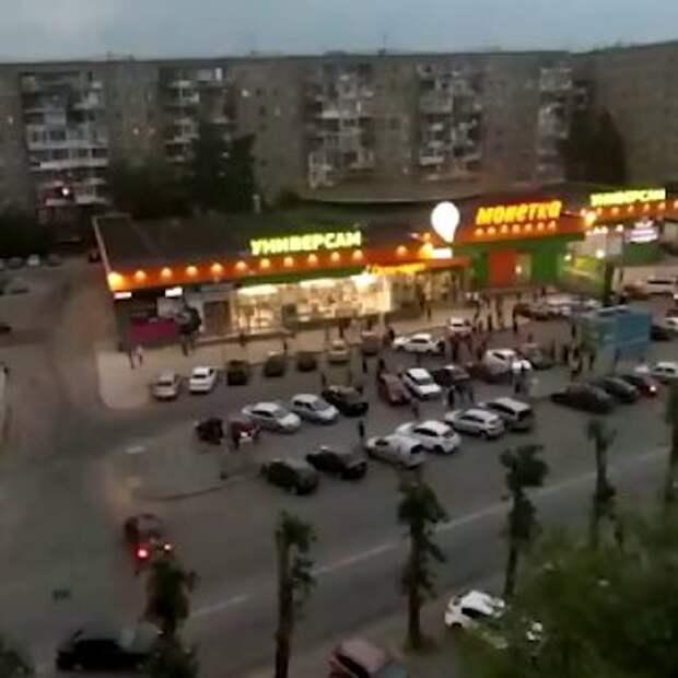 В некогда русском городе Екатеринбурге несколько дней шли массовые побоища между таджиками и киргизами
