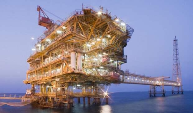 На155% увеличилась добыча газа наиранском месторождении Южный Парс за6 лет