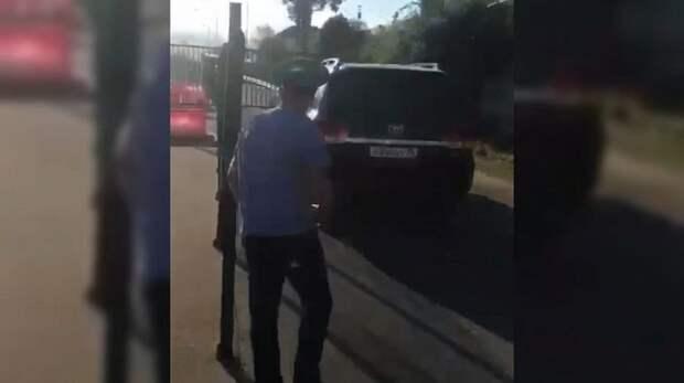 В Сочи вышел на свободу помощника президента Абхазии