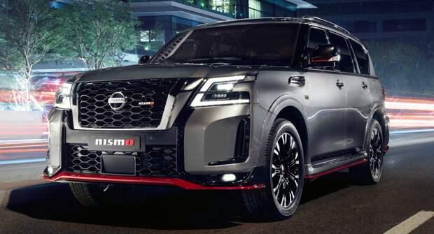 Nissan Patrol Nismo получил обновление вслед за стандартной версией