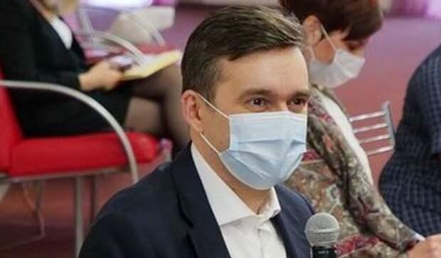 Губернатор Ивановской области Воскресенский упал на75-ю позицию всписке глав регион