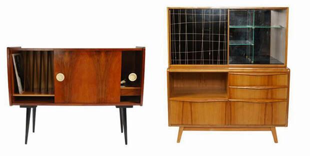 Сервант: виды и стили современной мебели (120 фото)