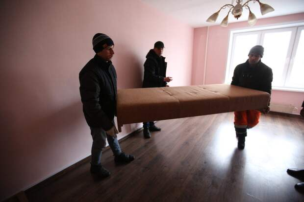 Квартиру ветерана труда из Южного Медведкова восстановили после пожара