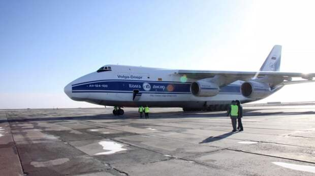 Китайские СМИ посмеялись над неспособностью Украины создать Ан-124 без России