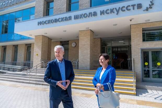 Светлана Разворотнева: Старейшая школа искусств в Москве начнет работу в новом здании. Фото:пресс-служба мэра Москвы