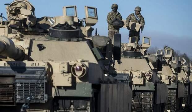 НАТО перед выборами стягивает войска к границам Беларуси. Александр Носович