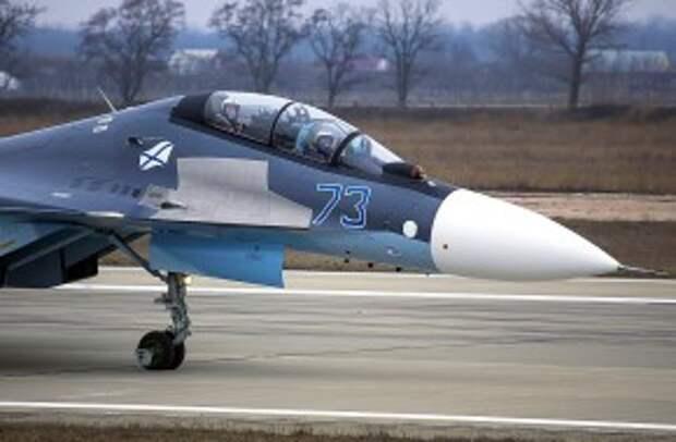 Российские истребители смогут вести бой с территории Белоруссии