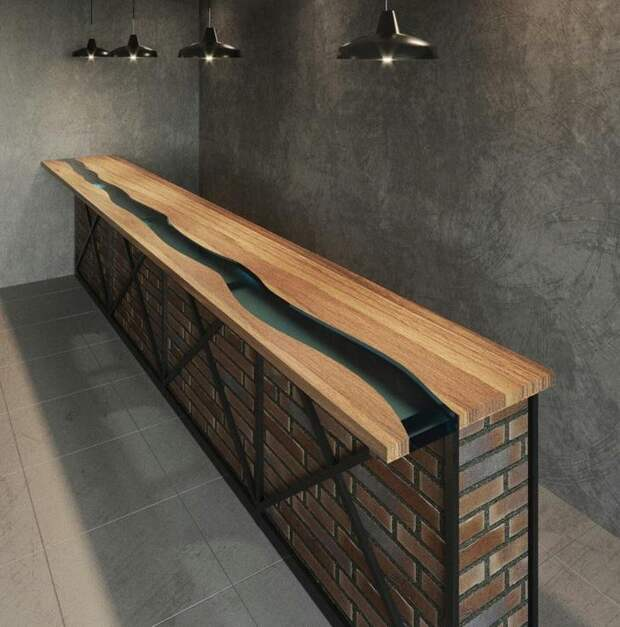 Поделки из эпоксидной смолы: как своими руками сделать мебель и бижутерию из прозрачной смолы