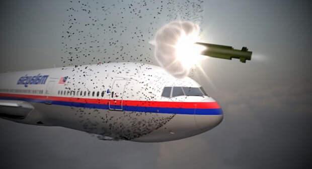 Нидерланды ударили себе под дых – «Буков» в районе крушения МН17 не было