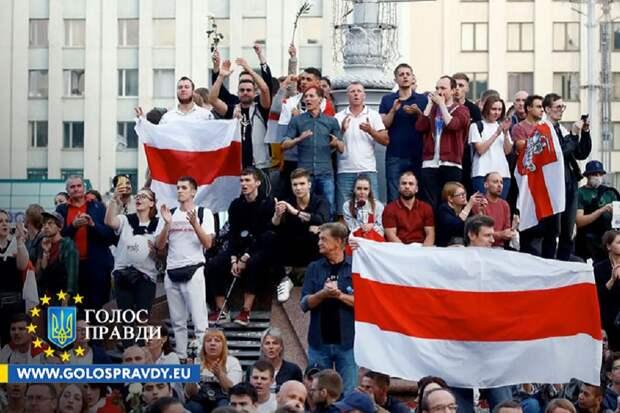 Украинские студенты призвали белорусских не вестись на сказки