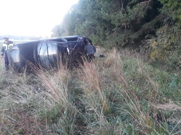 Молодой водитель погиб в ДТП на дороге в Удмуртии