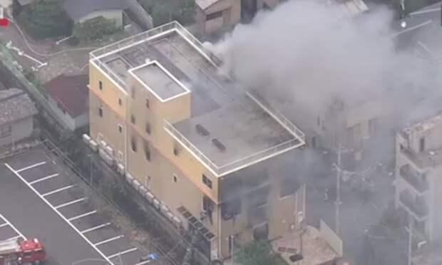 В Киото 12 человек погибли при поджоге аниме-студии