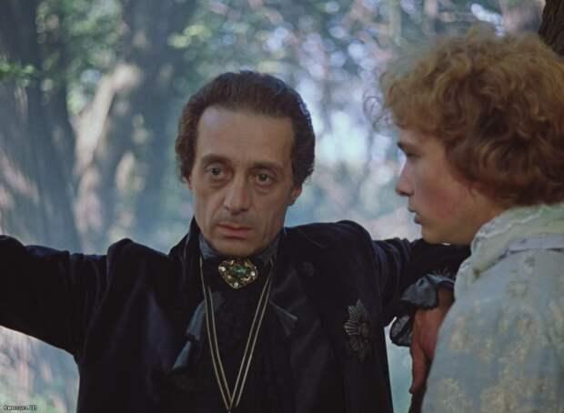 Умер актер, сыгравший графа Калиостро в «Формуле любви»