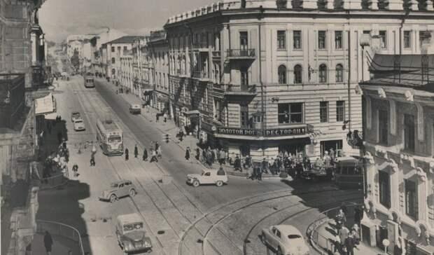 Владивосток, 50-е годы
