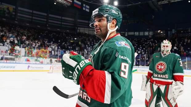 Найджел Доус проводит 600-й матч в КХЛ