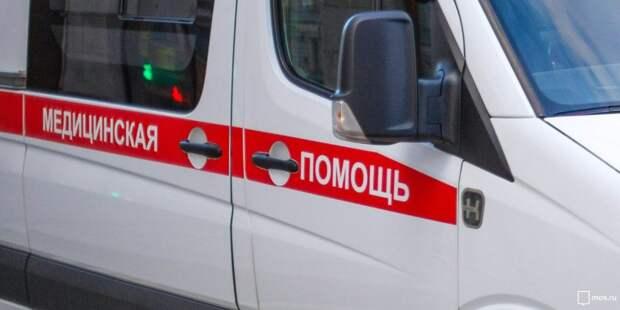 Причины падения подростка из окна на Братиславской расследует полиция