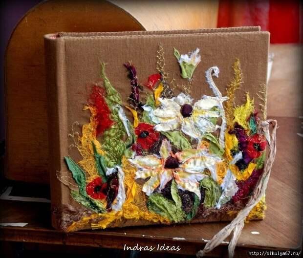 Удивительные работы рукодельницы из Латвии Indra