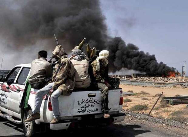 Война за деньги: в Ливии силы Сараджа атаковали наемников Анкары