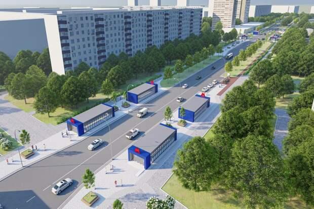 Синюю ветку метро продлят до Гольянова